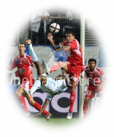 ■  Marseille - Ajaccio : » La feuille de match