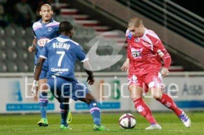 ■  Ajaccio-Bordeaux : » La feuille de match
