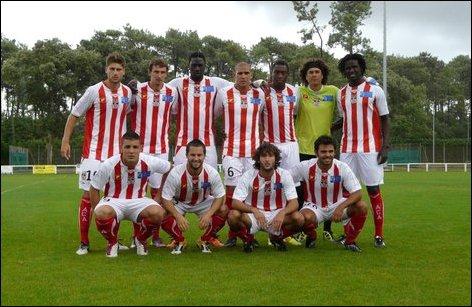 ■  Lorient - Ajaccio : » Le groupe ajaccien