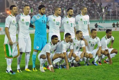 ■   Algérie-Tunisie : » Feuille de match