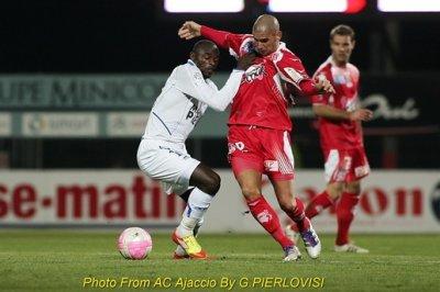 ■  Ajaccio-Auxerre : »  La feuille de match