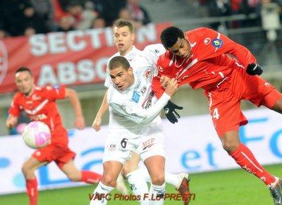 ■  Valenciennes - Ajaccio : » La feuille de match