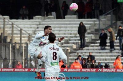 ■  Montpellier - Ajaccio : » La feuille de match
