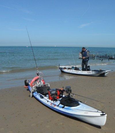 2011 Juin 02 : Sortie Kayak