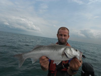 2011 Fin août (le lendemein) : sur mon boat cette fois