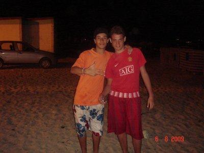 mé & mon cousin a la marsa^^