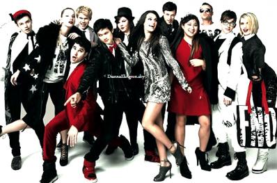 Au programme du 1er épisode de la saison 3 de Glee...