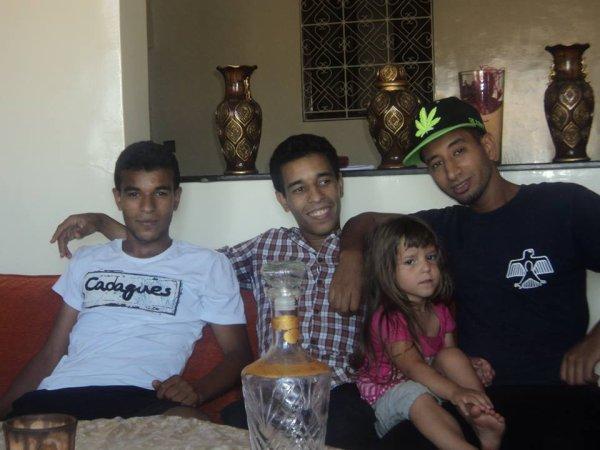 Wech Wech La Famille :)