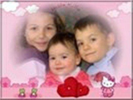 Mes trois amours