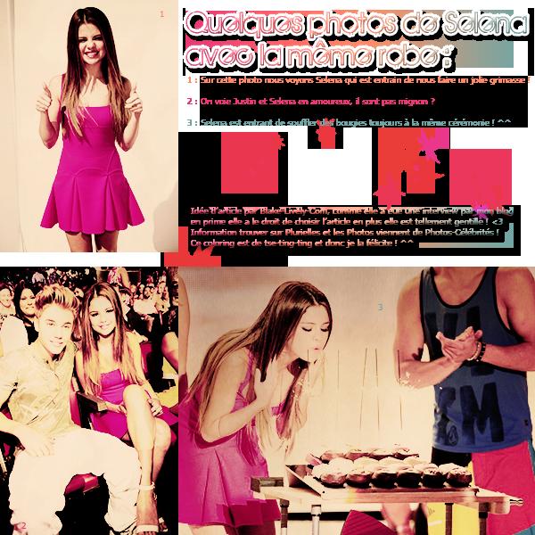 Article 004 : La mode de Selena Gomez
