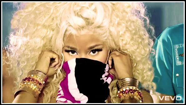 Article 005 : Nicki Minaj et son tout nouveau clip