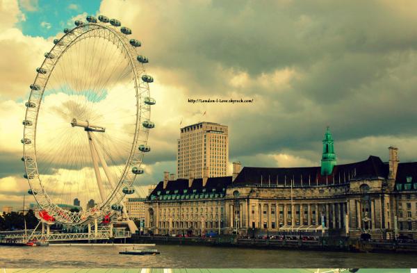 London Eyes ♥