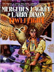 Owl's flight - Mercedes Lackey