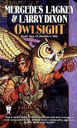 Owl's sight - Mercedes Lackey