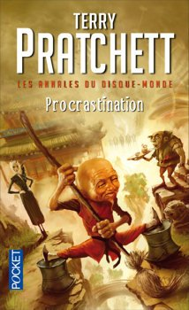 Procrastination - Terry Pratchett