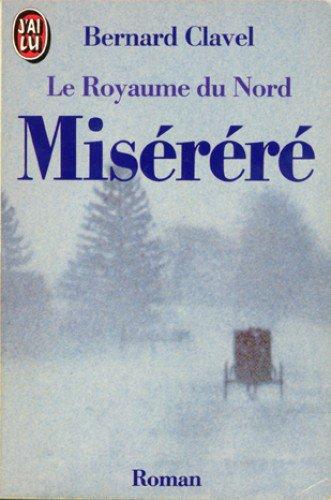 Miserere - Bernard Clavel