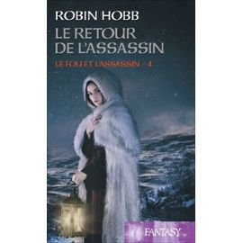 Le retour de l'Assassin - Robin Hobb
