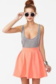 acheter populaire 1d01f df992 Mode/13 ; Les jupes patineuses ! - Blog dedié aux fashionistas