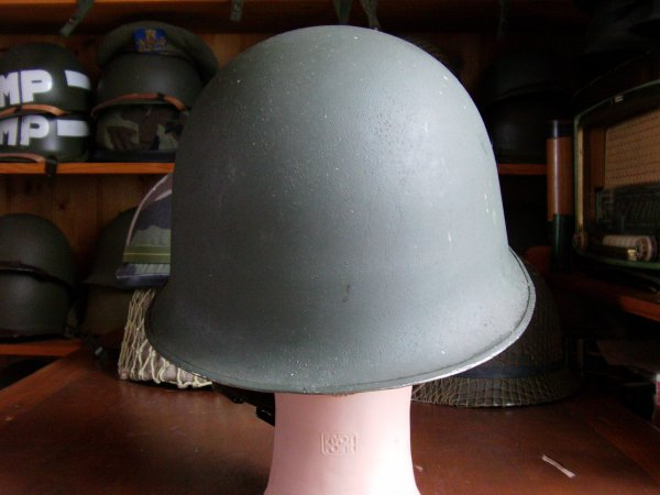 casque mle 51 FRANCK 1952 ARMEE DE L AIR II