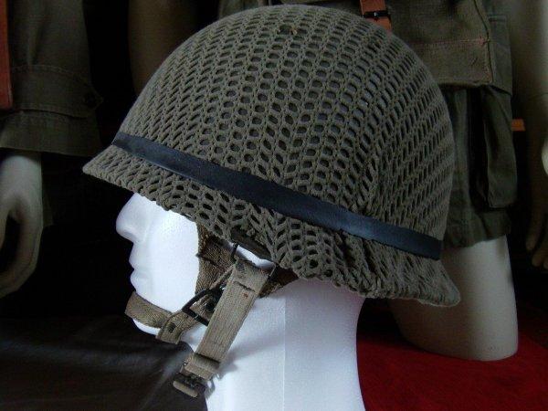 casque de parachutiste TAP MLE 51