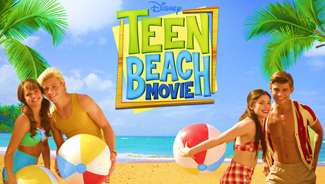 Teen Beach Movie !