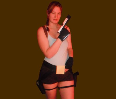 Lara Croft Tomb Raider la Dague de Xian - Tenue Classique