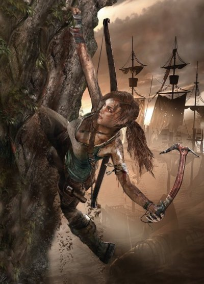 Tomb Raider (2013) - Tenue Reborn