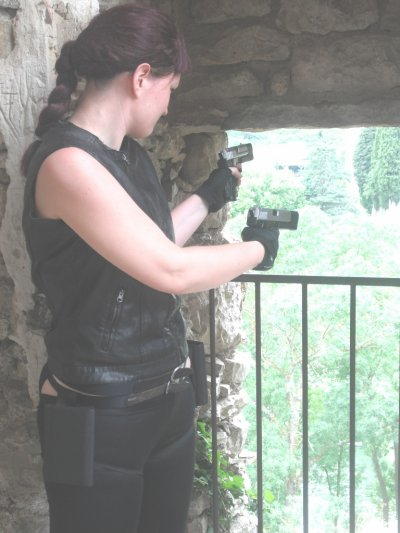 Lara Croft Tomb Raider Underworld - Tenue Doppelganger