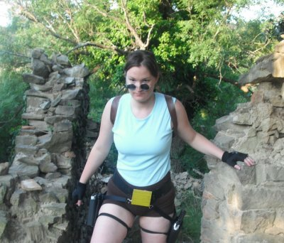 Lara Croft Tomb Raider les Aventures de Lara Croft - Tenue Classique