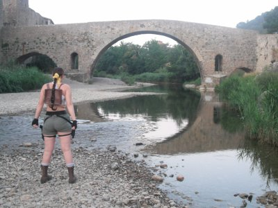 Lara Croft Tomb Raider les Aventures de Lara Croft - Tenue Pacifique