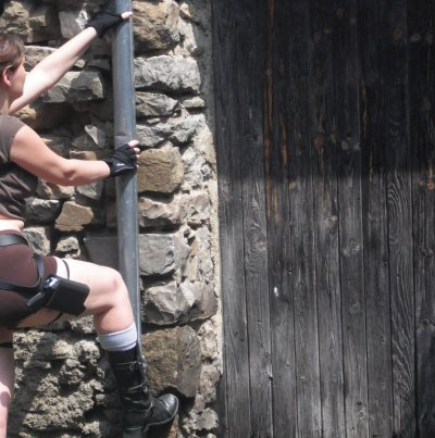 Lara Croft Tomb Raider Legend - Tenue Classique