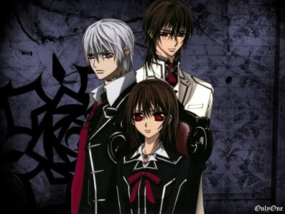 Le trio yuki , kaname et  zero , qui va gagné ??? alors qui ??? kaname VS zero