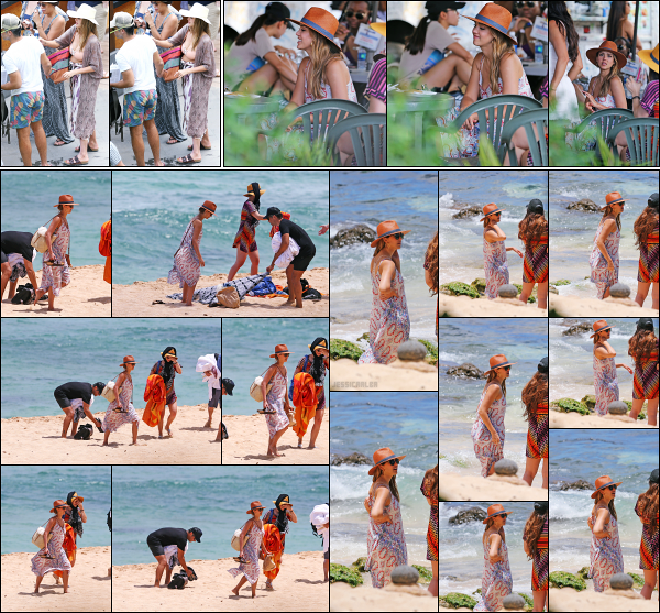 - 17.07.17 ─ Notre ravissante Jessica Alba est photographiée en sur une plage durant ses petites vacances à Hawaï.[/s#00000ize]Un peu plus tôt dans la journée, nous l'avons aperçue alors qu'elle déjeuner dans un restaurant près de la plage ! Une petite journée des plus tranquilles.   -