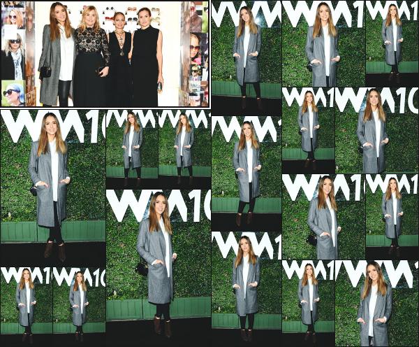 - 02.11.16 ─ Notre ravissante Jessica Alba est venue pour le 10ème anniversaire de Who What Wear, à Los Angeles.[/s#00000ize]Toujours fidèle à la marque. En plus, elle est vraiment très jolie dans cette tenue. Elle n'a pas hésite à faire des selfies durant la soirée. -