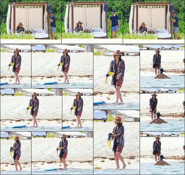 - 05.07.18 ─ La belle Jessica Alba est aperçue ce jour là, aux côtés de sa petite famille sur une plage du Mexique !!  [/s#00000ize]Jessica est donc à présent en vacance après son petit séjour à Londres! Elle profite donc du beau temps et de la plage du Mexique et elle à bien raison !  -
