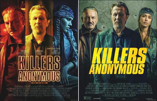 """"""" • Jess est à l'affiche du film « Killers Anonymous » prévue pour le 28 juin prochain  -"""