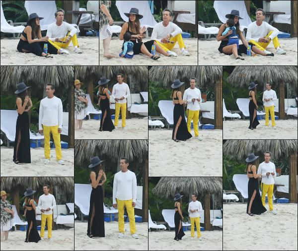 - 31.12.18 ─  Jessica Alba W. est photographiée sur une plage avec toute sa famille, à Puerto Vallarta, au Mexique ! [/s#00000ize]Toute la petite famille s'est rendue au Mexique afin de fêter la nouvelle année comme il se doit, c'est d'ailleurs une habitude pour eux de le fêter là bas !  -