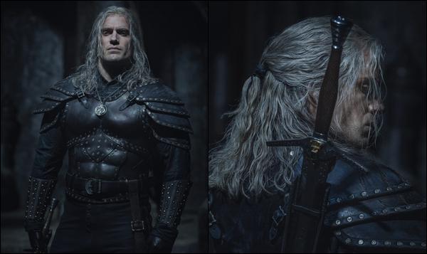 Découvre les premières images de Henry Cavill pour la saison 2 de  « The Witcher »   !