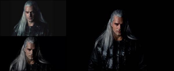 Découvre le look de Henry en Geralt pour la série Netflix« The Witcher » en 2019