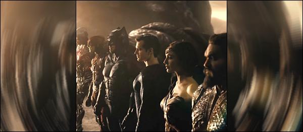 Découvre le trailer de  « Justice League: The Snyder Cut »  sur HBO Max en 2021