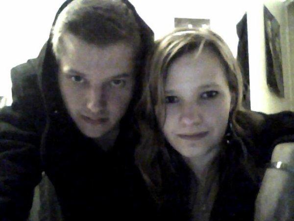 moi et ma soeur :P