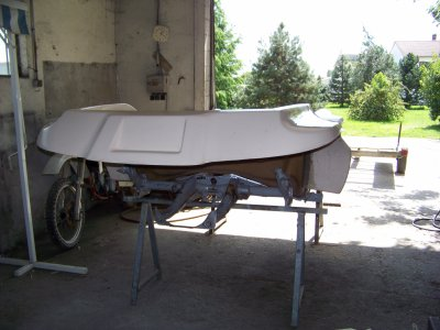 finitions chassis