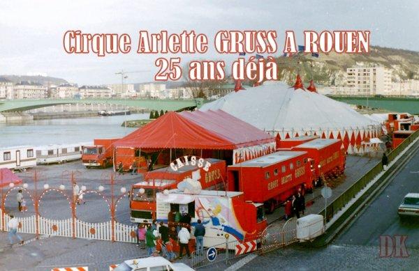 Arlette GRUSS à ROUEN