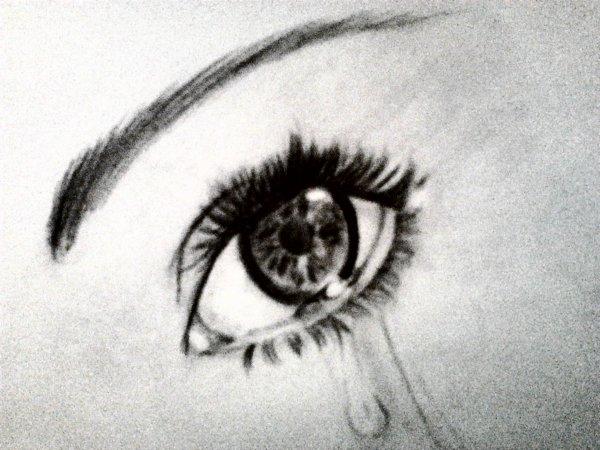 Oeil Qui Pleure Miho Chan