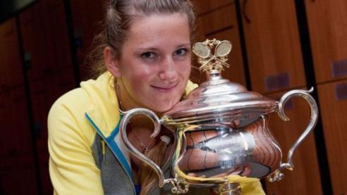 champion  les  fammes  australian  open  2012
