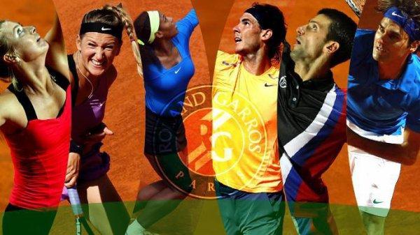 les meilleurs joueurs début 2012  devant  relandgarros