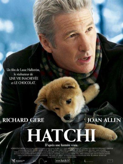 Hachikō  et   Hatchi au Cinéma