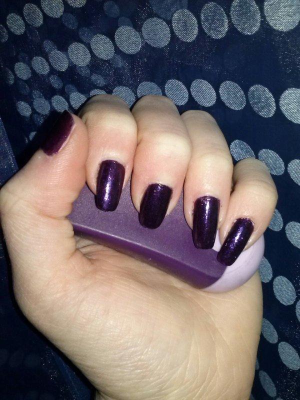 Violet nuit