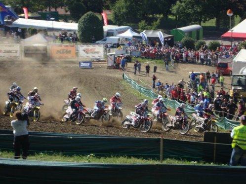 Le Motocross.
