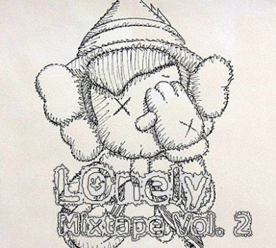 Mixtape vol.2 / LOnely - Intro (Usine Production) (2011)